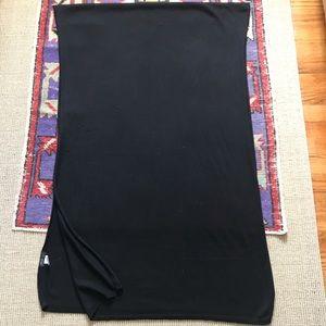 Jjill black wrap 25x80 EUC